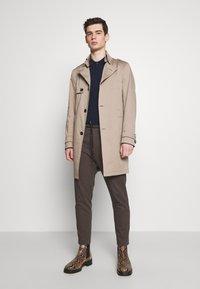 DRYKORN - SKOPJE - Short coat - beige - 1