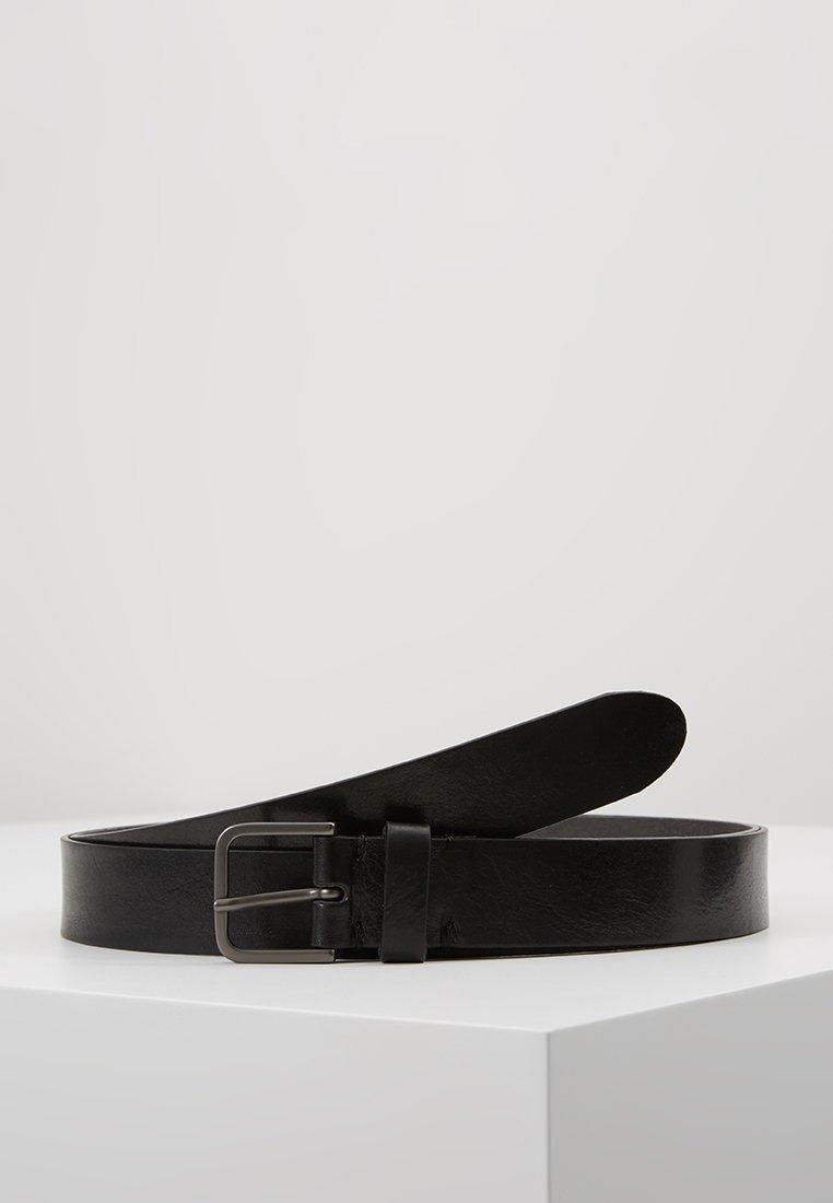DRYKORN - GESILLE - Ceinture taille haute - black