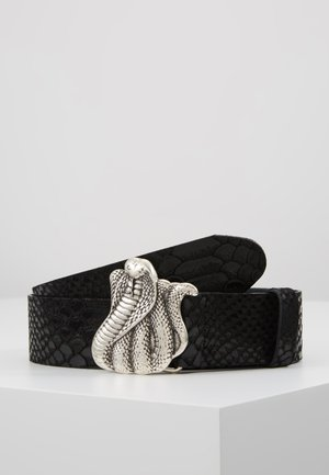 SNAKE BITE - Belt - black