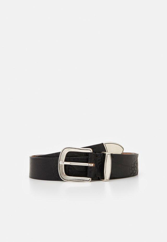 SHOOT - Belte - schwarz