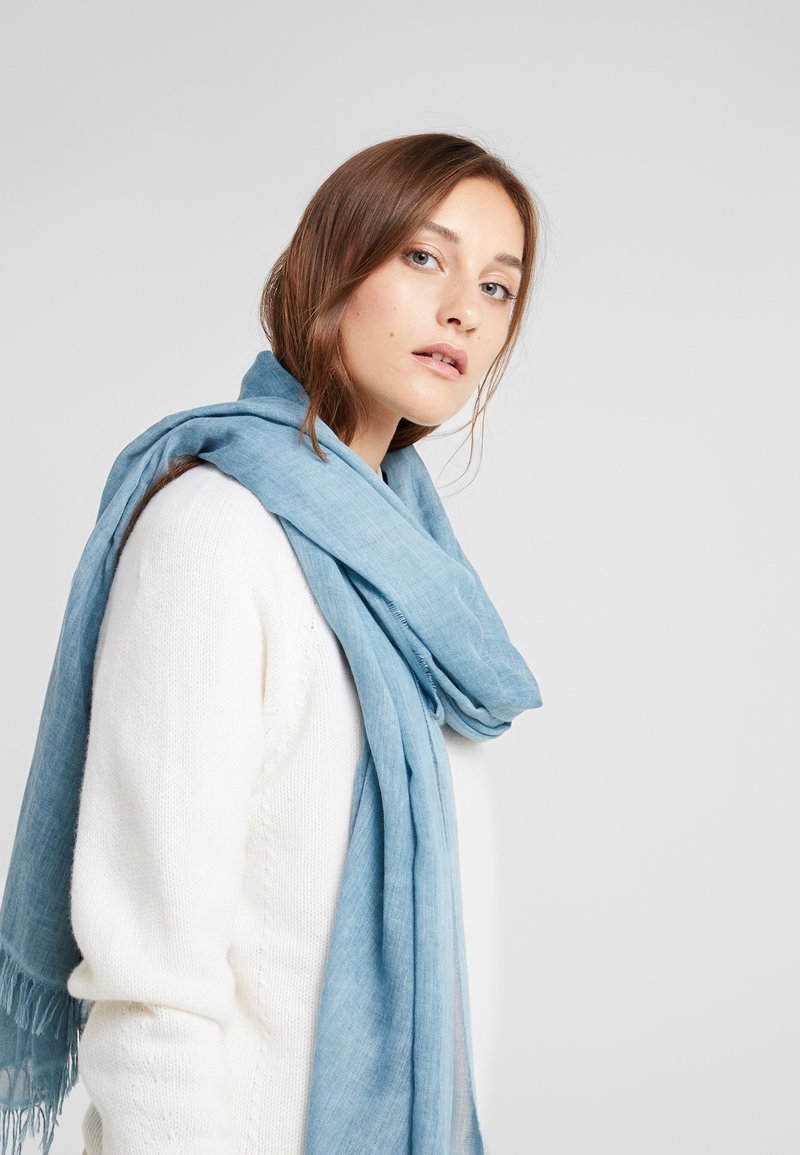 DRYKORN - RIKER - Sjaal - light blue