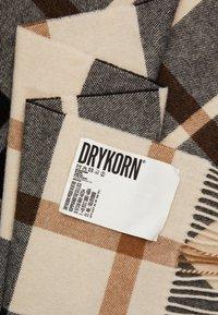 DRYKORN - ARLAN - Halsduk - beige/black/camel - 1