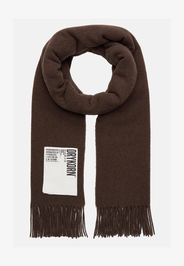 GAZE - Sjaal - brown
