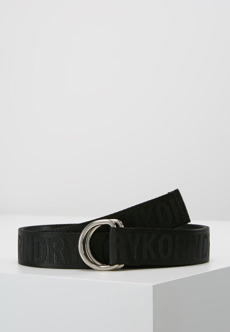 DRYKORN - HARNESS - Gürtel - black