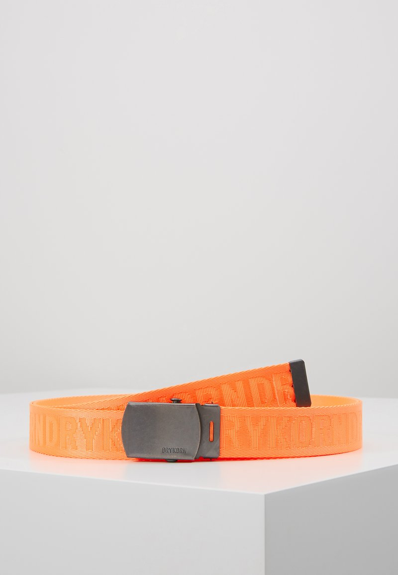 DRYKORN - HARNESS - Belt - orange