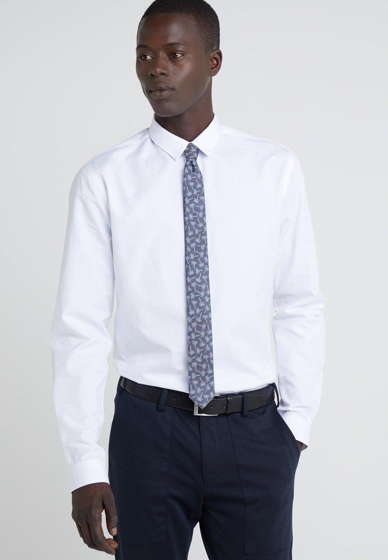 DRYKORN - TIE SLIM - Krawatte - blue