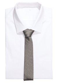 DRYKORN - TIE SLIM - Krawatte - silver grey - 0