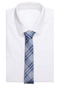DRYKORN - TIE SLIM - Cravate - blue - 2