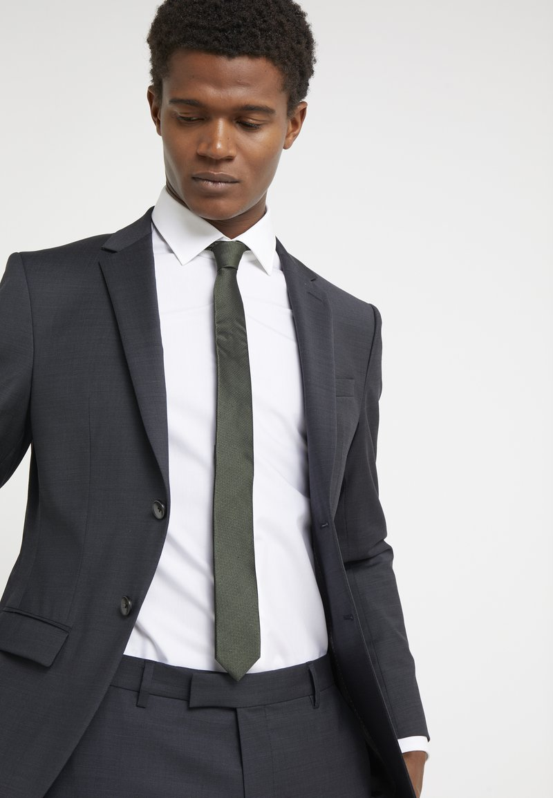 DRYKORN - TIE SLIM - Krawatte - khaki