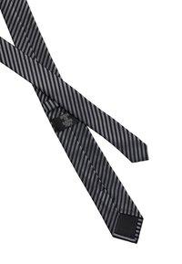 DRYKORN - TIE SLIM - Cravatta - black - 2