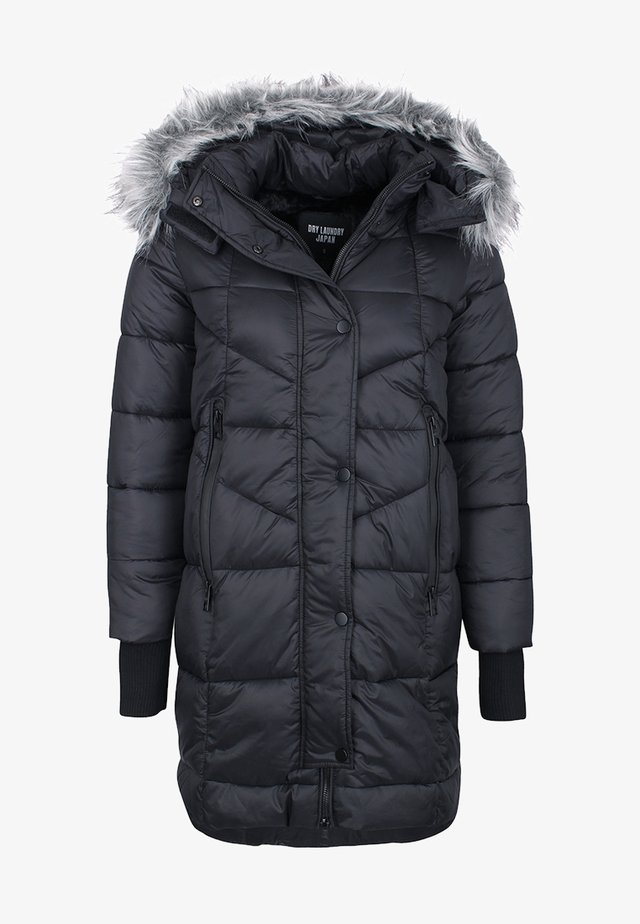 PARKA - Wintermantel - black