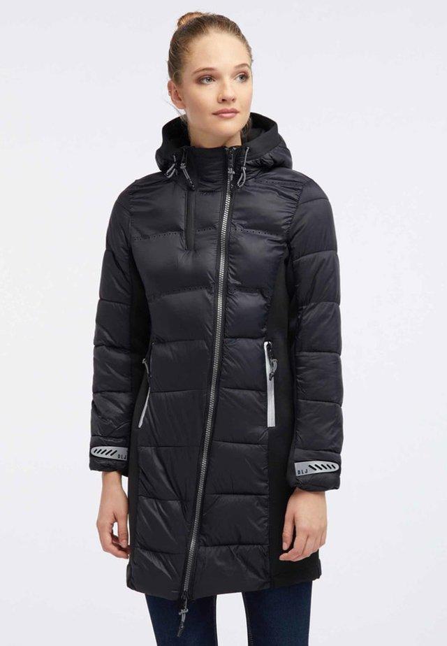Vinterfrakker - schwarz