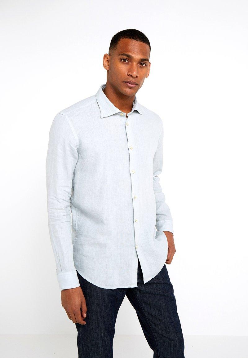 Drumohr - CAMICIA  - Shirt - light blue