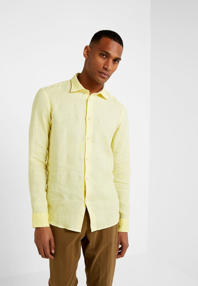 CAMICIA  - Skjorta - yellow