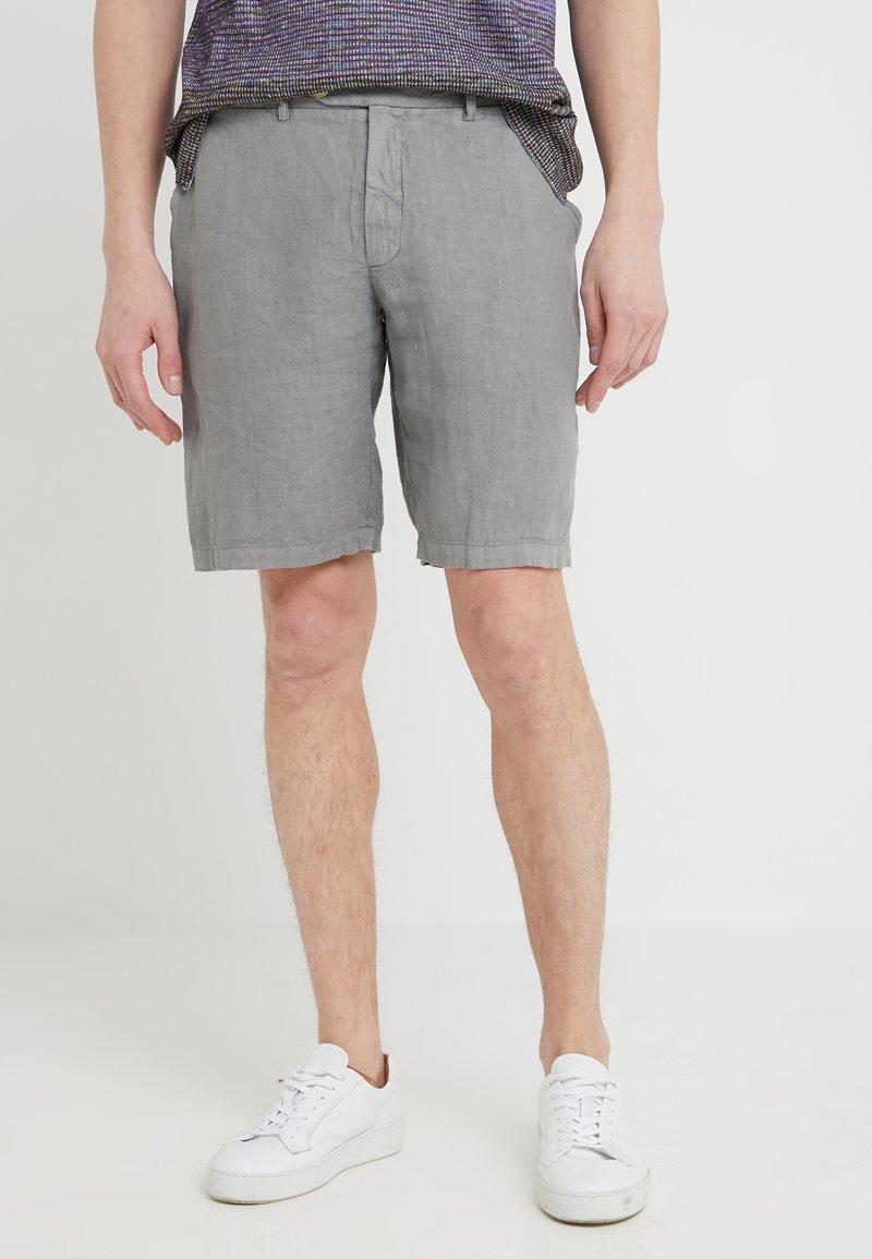 Drumohr - Shorts - grey