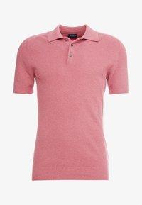 Drumohr - SPUGNA - Poloshirt - pink - 3