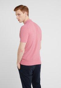 Drumohr - SPUGNA - Poloshirt - pink - 2