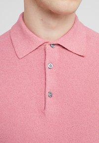 Drumohr - SPUGNA - Poloshirt - pink - 4