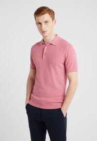 Drumohr - SPUGNA - Poloshirt - pink - 0
