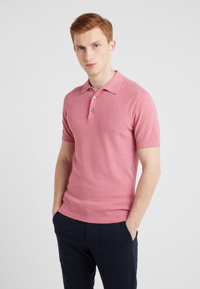 Drumohr - SPUGNA - Poloshirt - pink