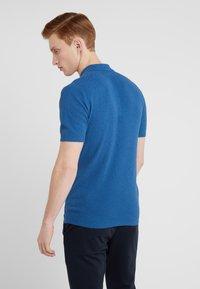 Drumohr - SPUGNA - Poloshirt - blue - 2