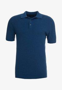 Drumohr - SPUGNA - Poloshirt - blue - 3