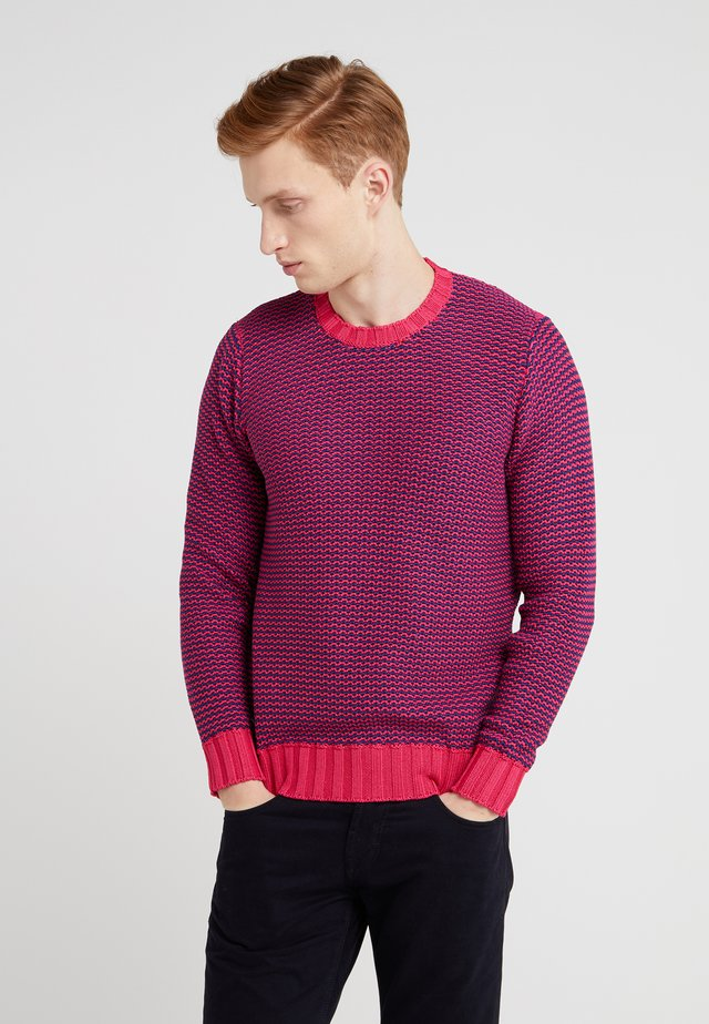 SWEATER - Maglione - pink