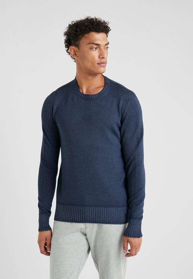 ACQUARELLO - Strickpullover - blue
