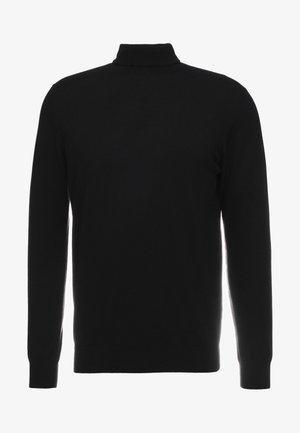 TURTLE NECK - Sweter - black