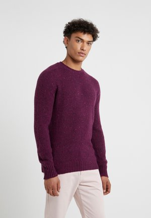 CREW NECK - Jumper - pink