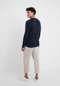 Drumohr - CREW NECK - Jumper - blue - 2