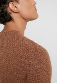 Drumohr - CREW NECK - Jumper - brown - 3