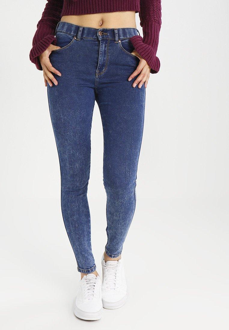 Dr.Denim Petite - LEXY MID RISE - Jeans Skinny - 70's stone