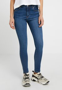 Dr.Denim Petite - LEXY - Jeans Skinny Fit - atlantic deep blue - 0