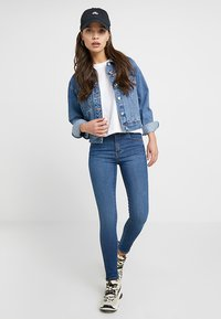 Dr.Denim Petite - LEXY - Jeans Skinny Fit - atlantic deep blue - 1