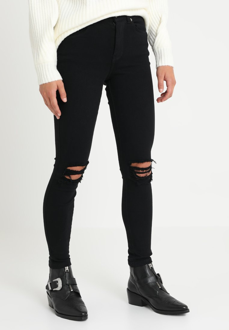 Dr.Denim Petite - LEXY - Jeans Skinny Fit - black