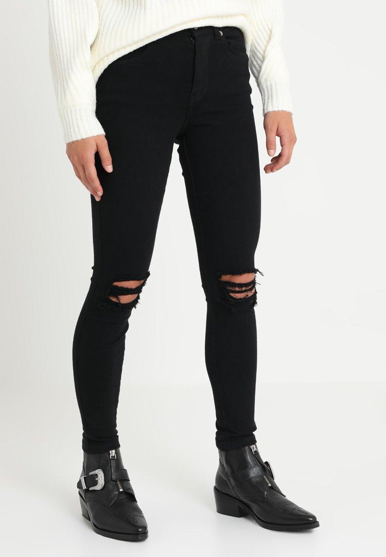 Dr.Denim Petite - LEXY - Jeans Skinny - black
