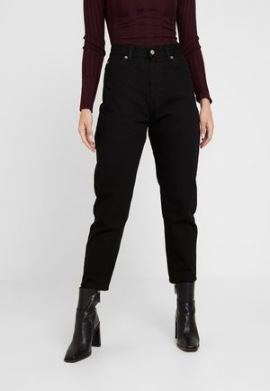 NORA - Jeans relaxed fit - black
