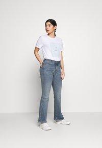 Dr.Denim Petite - SONIQ - Flared Jeans - west coast - 1