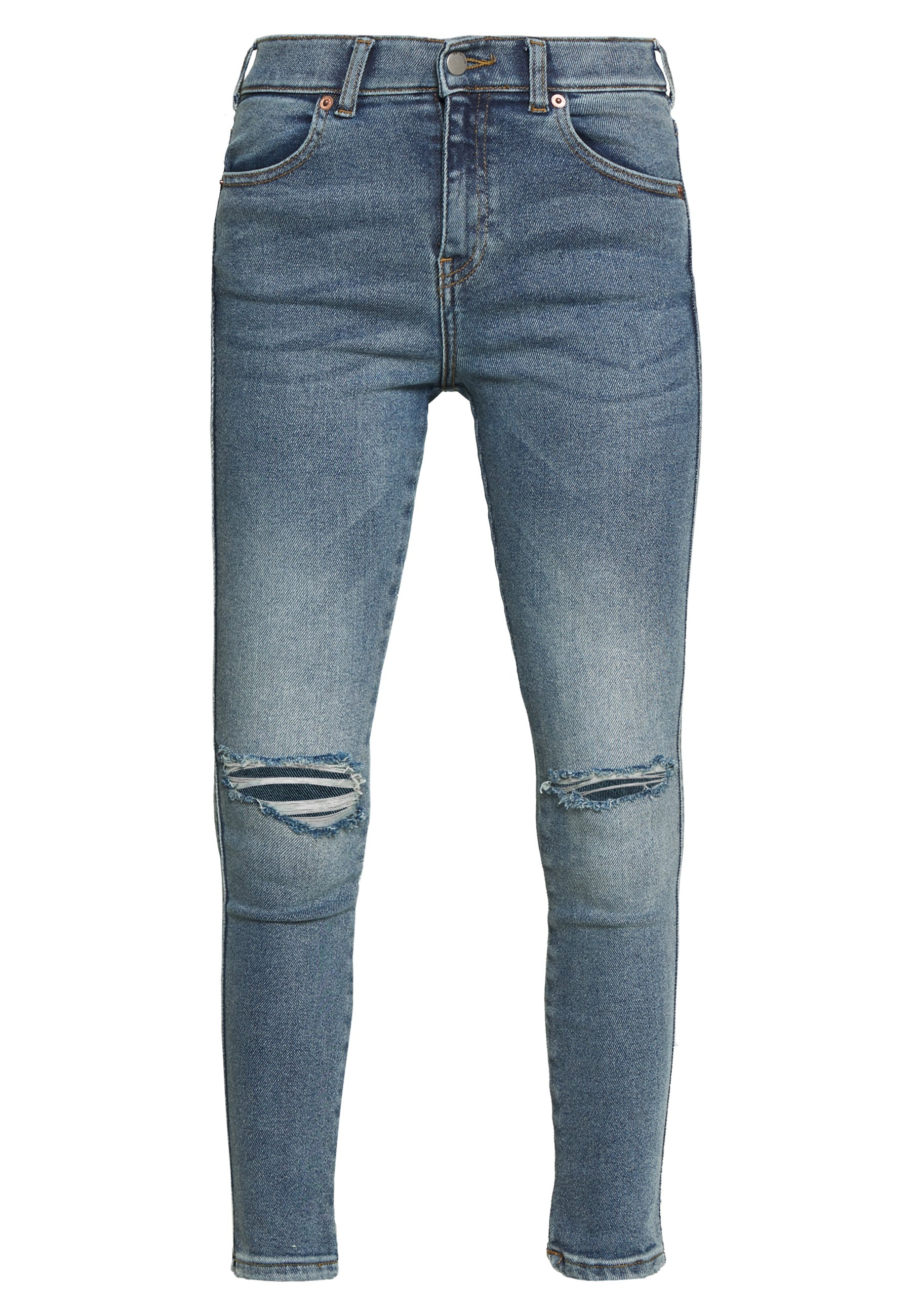 Dr.Denim Petite LEXY - Jeansy Skinny Fit - west coast blue