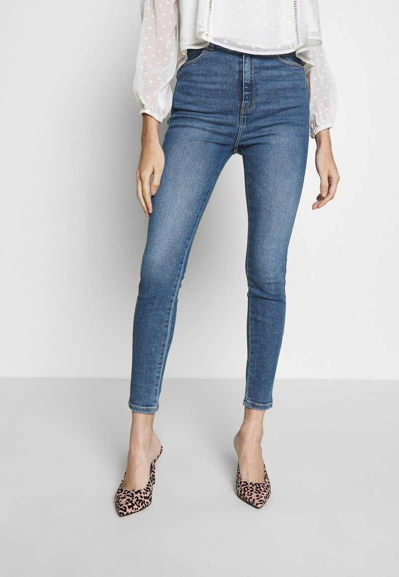 Dr.Denim Petite - MOXY - Jeans Skinny Fit - sky blue
