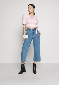 Dr.Denim Petite - CADELL - Jeans Relaxed Fit - retro sky blue - 3