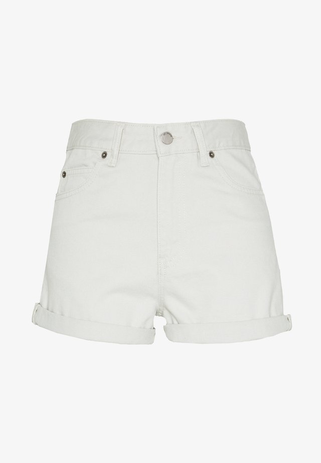 JEN - Jeans Short / cowboy shorts - washed pinfire