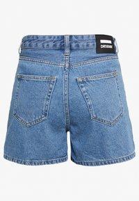 Dr.Denim Petite - JEN - Jeans Short / cowboy shorts - retro sky blue - 1