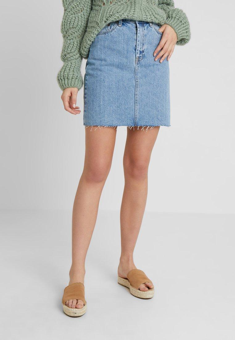 Dr.Denim Tall - MALLORY - Denim skirt - light retro