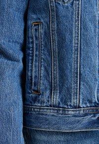 Dr.Denim Tall - VIVA - Giacca di jeans - city blue - 5