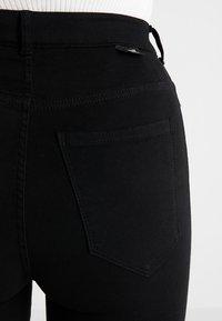 Dr.Denim Tall - MOXY HIGH WAIST - Jeans Skinny Fit - black - 3