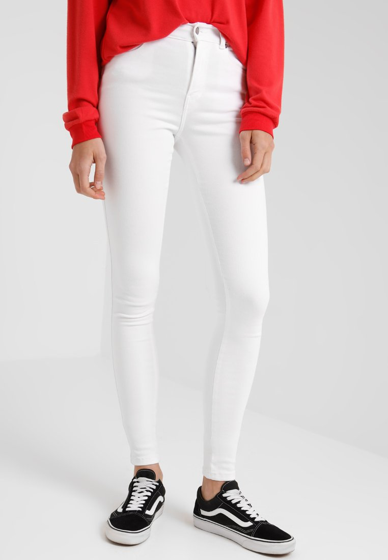 Dr.Denim Tall - Jeans Skinny Fit - white