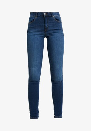 Jeansy Skinny Fit - atlanic deep blue