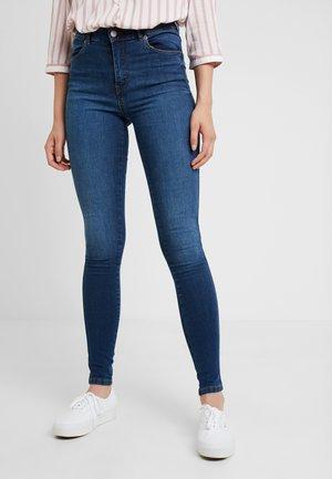 Jeans Skinny Fit - atlanic deep blue